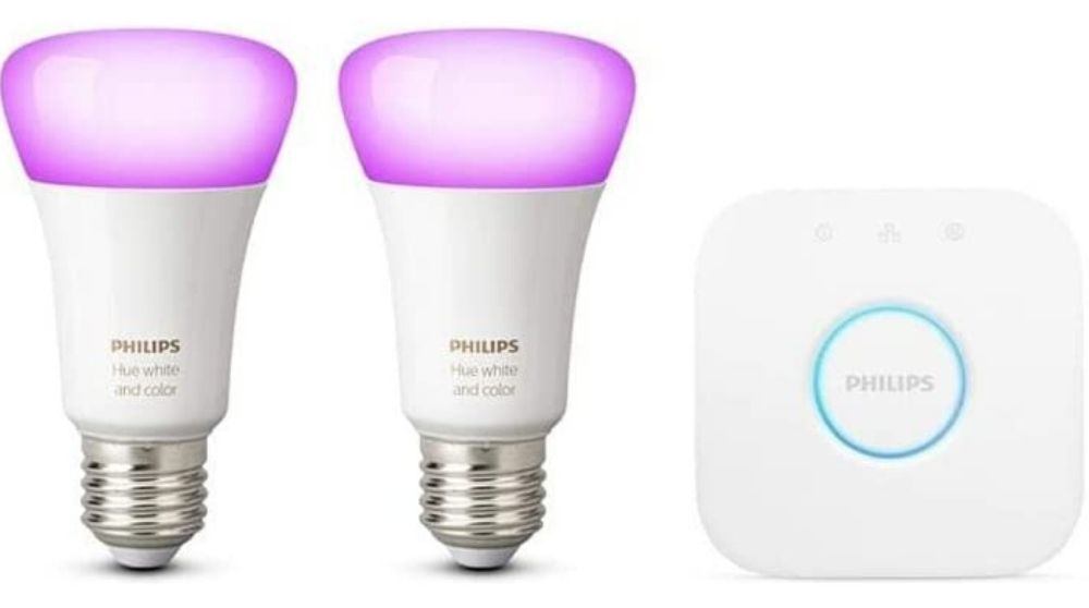 Philips Hue White and Color Ambience Glühbirne