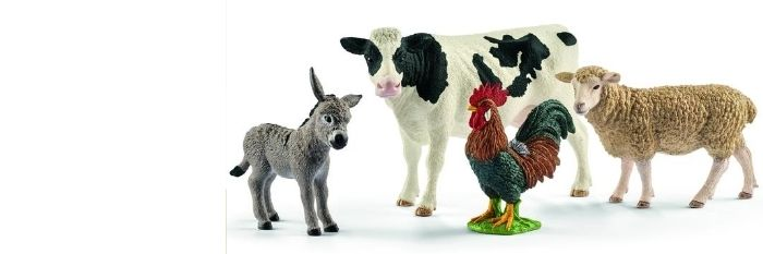Schleich Farm World Starter-Set