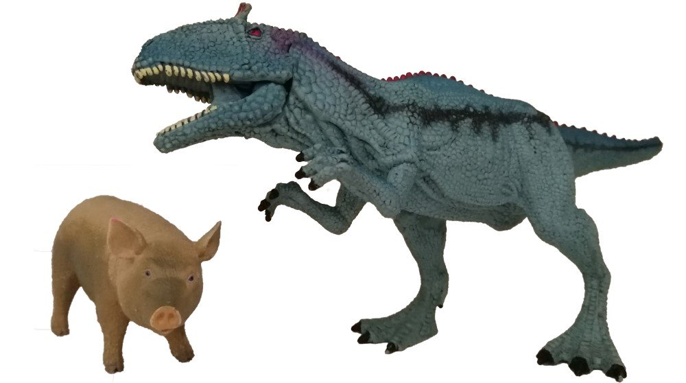 2 Schleich Tier-Figuren