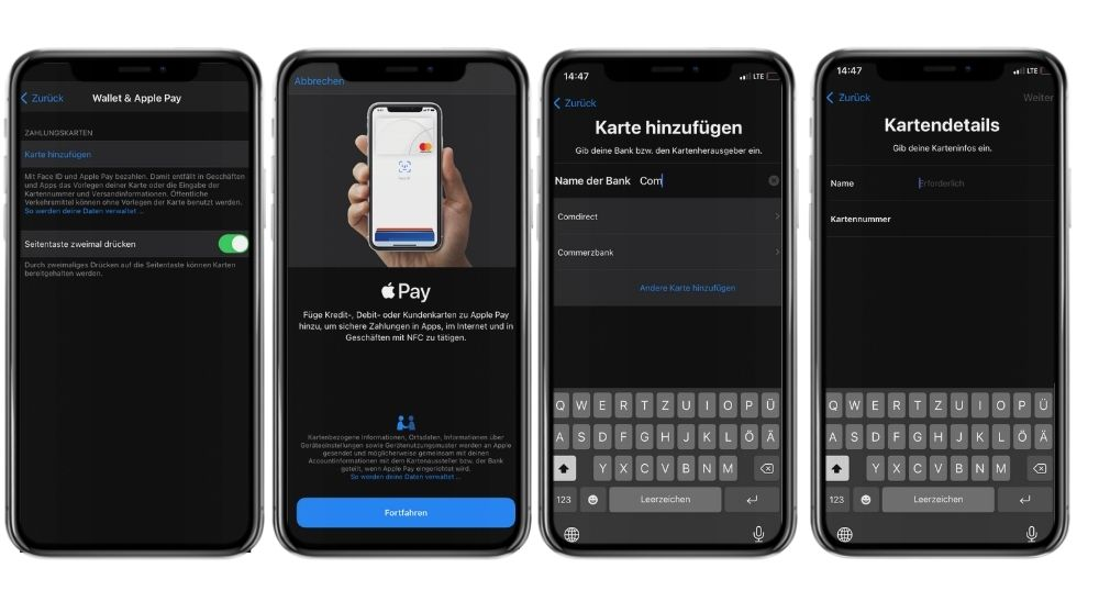 iPhone 11 Mobile Payment